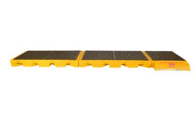 Spill Deck, In-line 5 Drum Model
