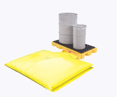 Spill Deck P2 with Bladder System, 2-Drums