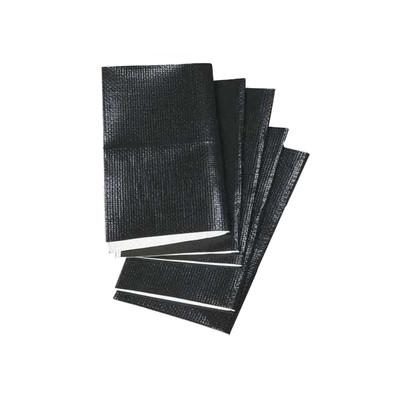 """Eagle®  Deluxe Berm Repair 8"""" Kit, Black"""