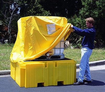 IBC Spill Pallet-Pullover Cover