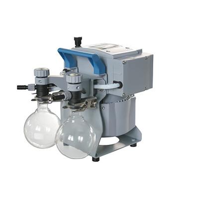 Oil-Free Vacuum Pump MZ 2C NT +2AK, NRTL, 7 mbar, 5 torr, 1.4 cfm