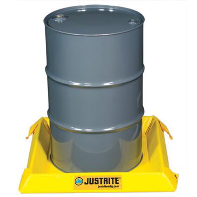 "Justrite® Spill Containment 4"" Berm, Choose Size"