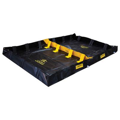 "Justrite® Decon 8"" Spill Containment Berm, Choose Size"