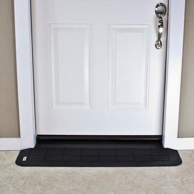 ADA Compliant EZ-Edge Transitions 8.87 inch  Door Frame Ramp, 42  inch  L