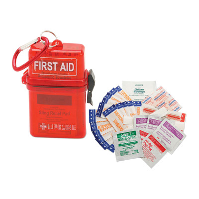 Weather Resistant First Aid Kit, Case/12