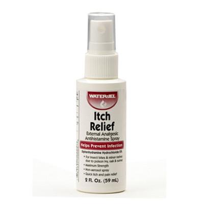 2oz Itch Relief Pump Spray, Case/24