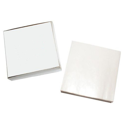 IW Tremont Nitrogen Free Weighing Paper, Square, Choose size, 500/Pack