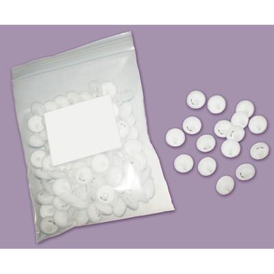 Non-sterile PES Syringe Filters, Choose Porosity/Diameter, pack/100