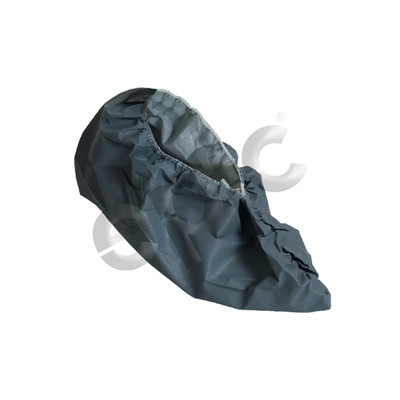 Disposable Safetrack High Traction Boot Cover, Gray, Extra Large, case/200