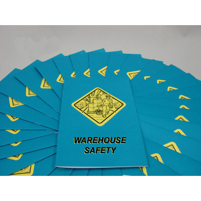 Safety Training: Walking, Working Surfaces in Construction Training Employee Booklet