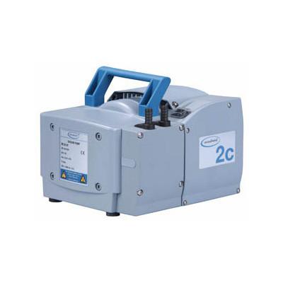 Diaphragm Vacuum Pump, Oil-Free ME 2C NT, 100-120V/50-60Hz, NRTL