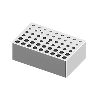 Heating Block, 0.2-2mL tubes, 18 holes for Digital Dry-Bath HB120-S