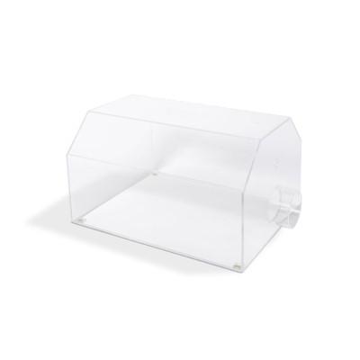 Clear Acrylic Table-Top Hood Enclosure