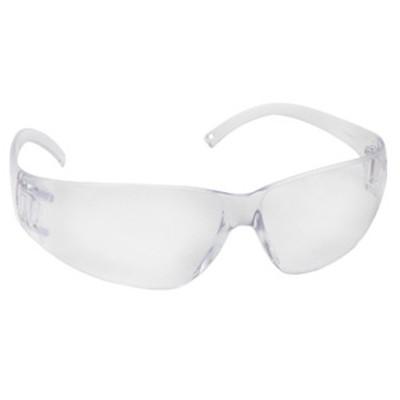 Radnor Safety Glasses, Clear Anti-Fog Anti-Scratch Lens, case/12