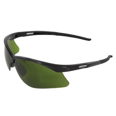 Radnor Premier IR Safety Glasses, Green, Shade 3 Lens, case/12