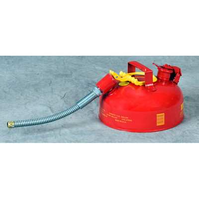 Eagle® Type II Safety Can, 1 Gallon Red, Each