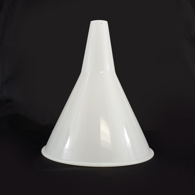 Chromatography Funnel, HDPE, Plastic 960mL, wide neck