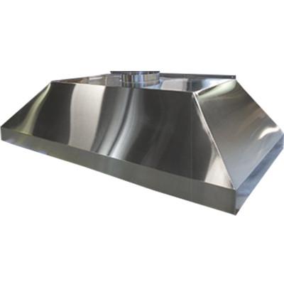 "HEMCO 13130 Wall Canopy Hood, Stainless Steel, 36"" x 30"" x 18"""