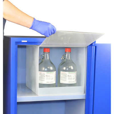 SciMatCo SC8071 Nitric Acid Polypropylene Compartment