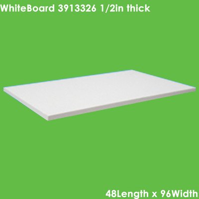 """UniTherm Grade HT200 Thermal Insulating Sheet, 1/2"""" Thick (48x96)"""