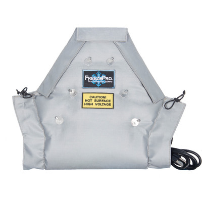 "UniTherm FreezePro Valve Insulation Jacket - 18""L x 18""W"