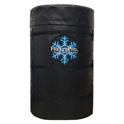 """UniTherm FreezePro Drum Insulation Jacket, 78"""" x 34"""""""