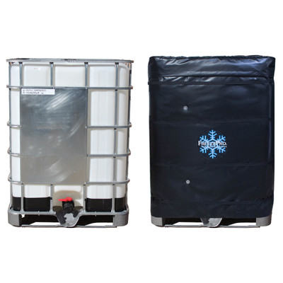 UniTherm FreezePro - Tote Tank, 192L x 42H