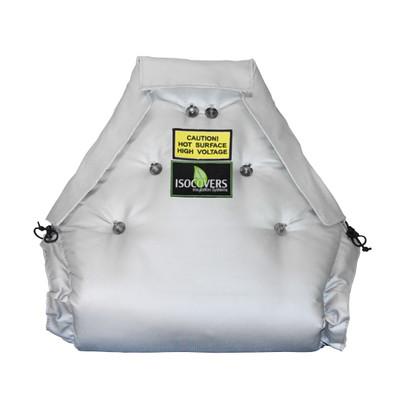 "UniTherm ISO-Valve Insulation Jacket, 54""L x 24""W"