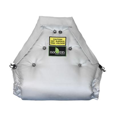 "UniTherm ISO-Valve Insulation Jacket, 72""L x 24""W"