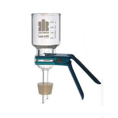Kimble 47 mm Microfiltration Assembly with Fritted Glass Support