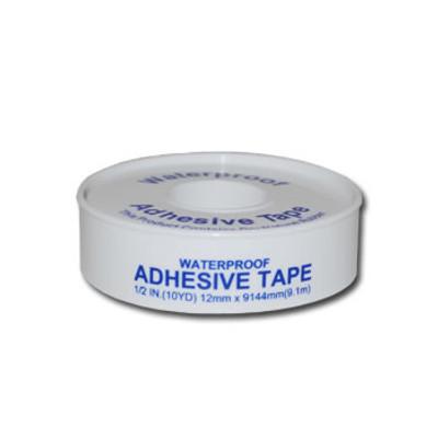 """Waterproof Tape, Bandage Tape Rolls, 1/2"""" x 10 yd, case/144"""