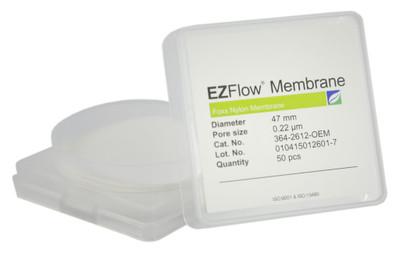 EZFlow 47mm Nylon Membrane Disc Filter 50/Pack
