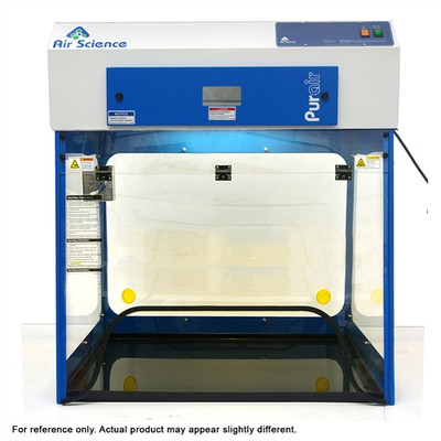 Ductless Fume Hood, 3' Purair 5, Extra Tall, Shallow