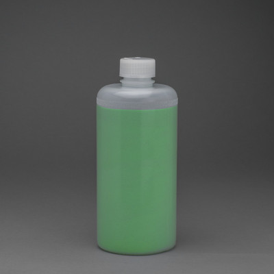 16 oz LDPE Boston Round Lab Bottle, Precisionware, case/48