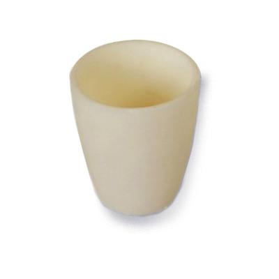 High Alumina Crucible, Conical Form, 100mL, Each
