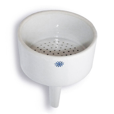 Buchner Funnel, Porcelain, 4800mL, Each