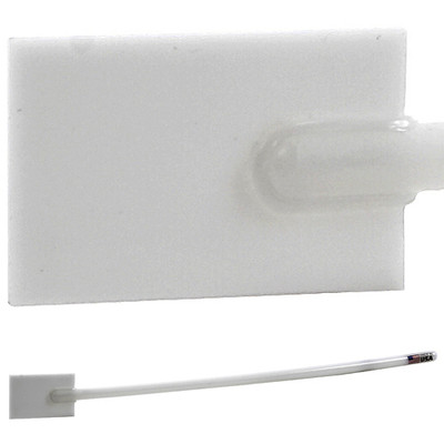 """Small Stirring Paddle, Solid Surface, 2"""" x 3"""" x 20"""", pack/4"""