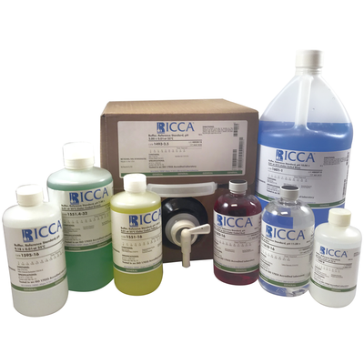 Buffer, Reference Standard, pH 10.00 +/-0.01 at 25C (Color Coded Blue), 500mL