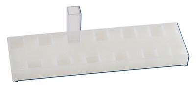 Polyethylene Cuvette Holder, pack/5
