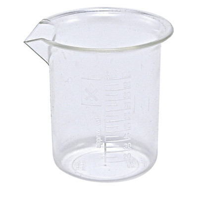 Griffin Beakers, PMP, 100mL, case/48