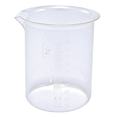 Griffin Beakers, PMP, 1000mL, case/12