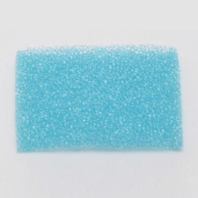 """Tissue Embedding Cassette Sponge, Blue, 1.2"""" x 1"""", case/500"""