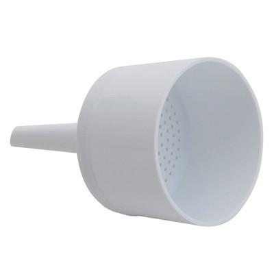 Buchner Funnel, Polypropylene, 70mm, 180mL, case/6