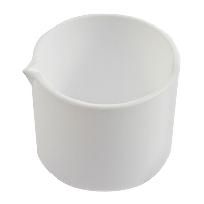 Tall Form Evaporating Dish with Spout, PTFE, 250mL