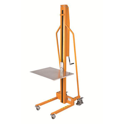 Manual Office Winch Lift, Manual and Electric