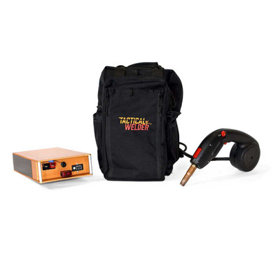 Tactical Welder, Portable, Lithium Battery Operated