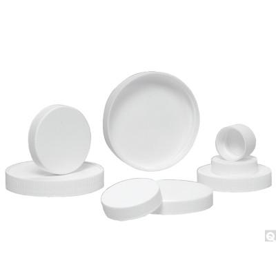 63-400 PP Cap, SturdeeSeal PE Foam Liner, Packed in bags of 12, case/288