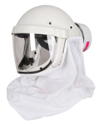 PureFlo PF50 ESM+ PAPR, Cleanroom Lab NIOSH Safety Respirator
