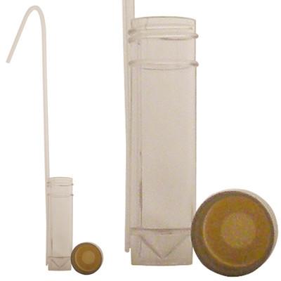 Dippa, Clear Polystyrene Dipper, Sterile, PP Closure, 30mL, case/50