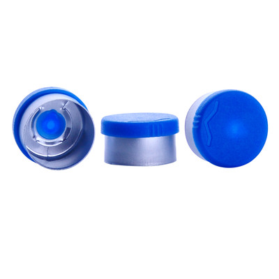CompletePAK Replacement 13mm Sterile Blue Flip Seals, case/230